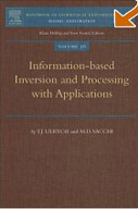 Information-based inversion and processing with applications  by T.J. Ulrych and M.D. Sacchi
