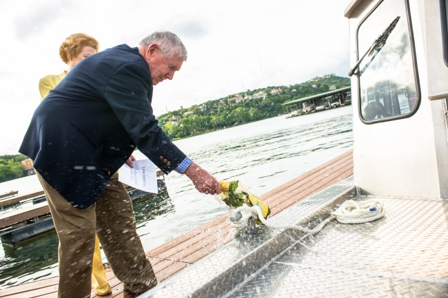 The Jackson School Sets Sail in New Research Vessel