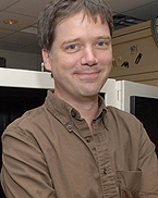 Rich Ketcham develops computational methods to solve geoscience problems.