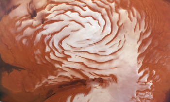 Mars is coming out of an extreme ice age, study finds