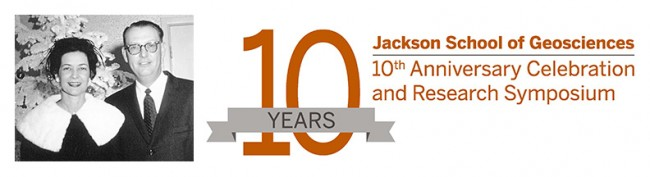 Jackson School 10th Anniversary Celebration and Research Symposium