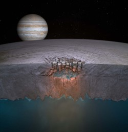 "Europa's ""Great Lake"""