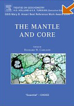 The Mantle and Core  R.W. Carlson, ed.