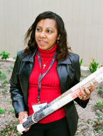 Roxanne Minix-Wilkins trains and coordinates science teachers in southeast Texas.