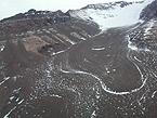 mullins glacier