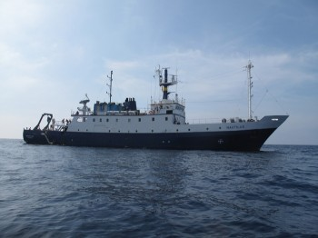 E/V Nautilus in the Western Mediterranean, 2011