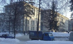 Fomel, who grew up in Novosibirsk, Russia, earned a geophysics degree from Novosibirsk State University.Image: NSU main building.