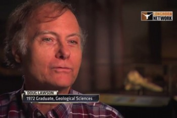 Doug Lawson on the Longhorn Network Talks about the Discovery of Quetzalcoatlus