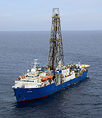 Digging Deeper: Craig Fulthorpe Uses Research Vessel to Study Ancient Sea Level