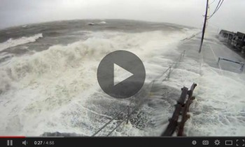 Hurricane Sandy Video