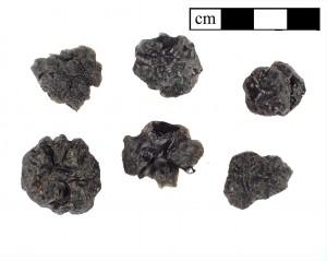 bedisasite samples (7TM37-42)