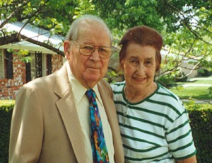 Emmett and Jean Wallace