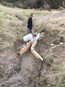 Sagehorn Ranch Hydrologic Monitoring