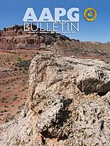 AAPG Bulletin cover 2009
