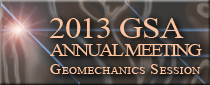 2013 GSA Session - Structural Geology and Geomechanics in the Petroleum Industry. J.S. Davis, P. Hennings, and S.E. Laubach, advocates & session chairs