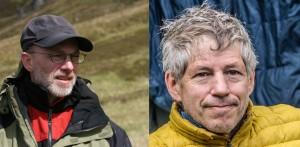 Rob Lander and Steve Laubach