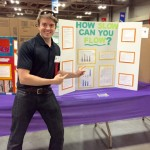 Science fair judge