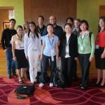 Group photo at SEG 2013