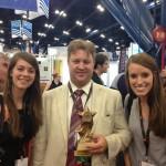 2013 SEG Summit Chapter Award