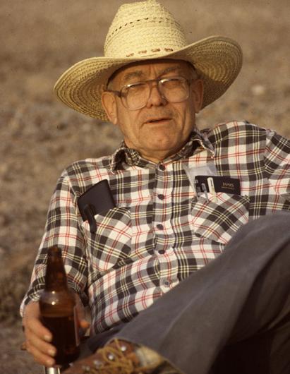 Ernest Lundelius