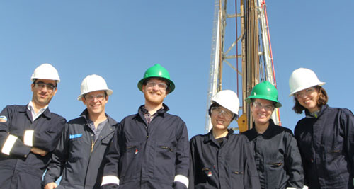 Energy Geosciences