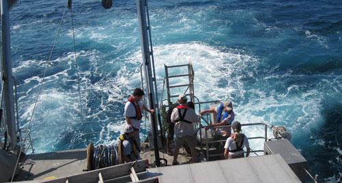 Marine Geosciences