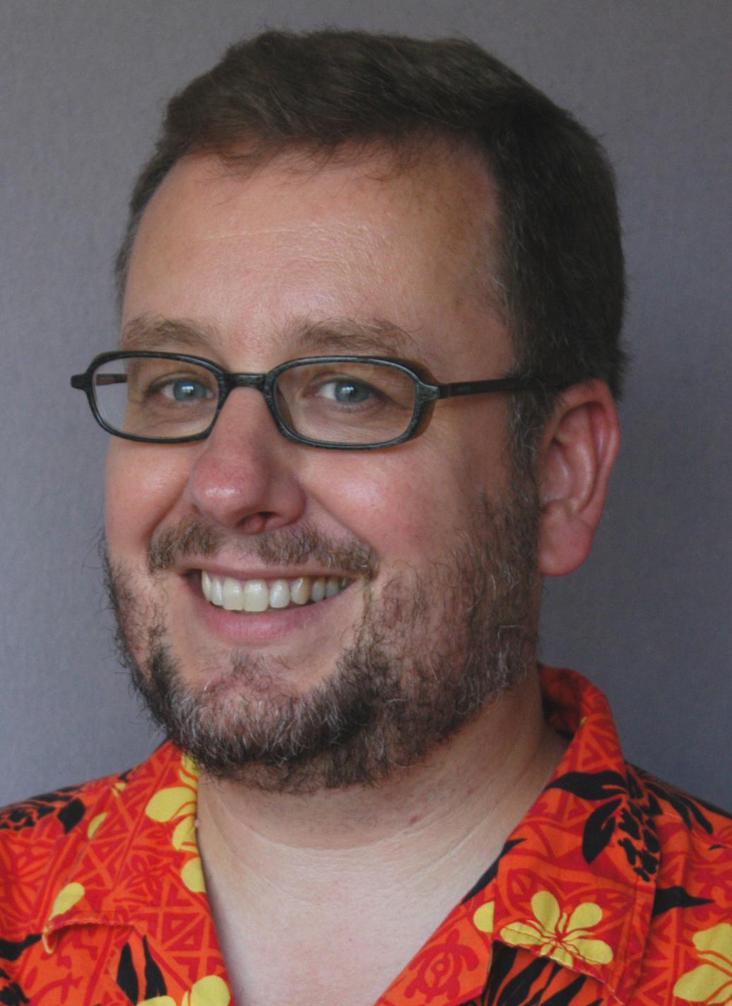 Dr. David Mohrig