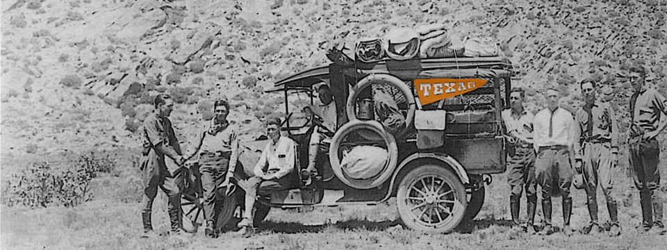 Celebrate 125 Years of Texas Geoscience