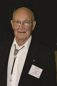 William R. Muehlberger, August 2010