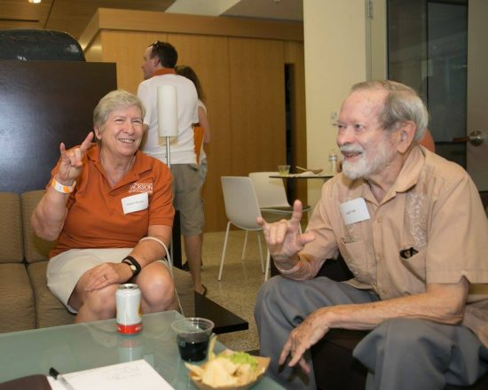 Sharon Mosher and Robert Folk
