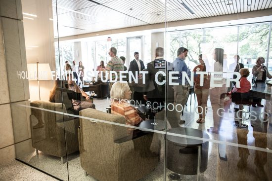 Student Center Gathering